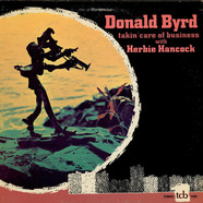 Donald Byrd With Herbie Hancock - Takin' Care Of Business