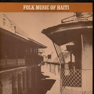 Various - Folk Music Of Haiti