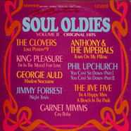 V.A. - Soul Oldies Volume II Original Hits