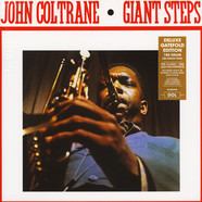 John Coltrane - Giant Steps Gatefold Sleeve Edition