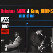 Thelonious Monk & Sonny Rollins - Think Of One