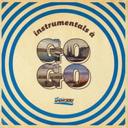 Cut Spencer - Instrumentals A Go Go Black Vinyl Edition