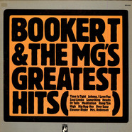 Booker T & The MG's - Booker T. & The M.G.'s Greatest Hits