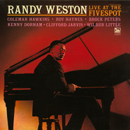 Randy Weston - Live At The Fivespot
