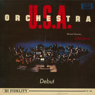 Orchestra U.S.A. Musical Director John Lewis - Debut
