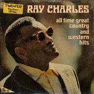 Ray Charles - All Time Great Country And Western Hits