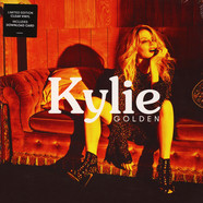 Kylie Minogue - Golden Clear Vinyl Edition