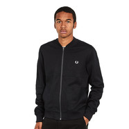 Fred Perry - Pique Bomber Shirt Jacket