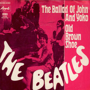Beatles, The - The Ballad Of John And Yoko / Old Brown Shoe