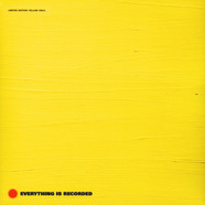 Everything Is Recorded - Everything Is Recorded  By Richard Russell Yellow Vinyl Edition