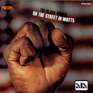 The Black Voices - On The Street In Watts