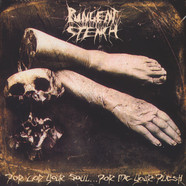 Pungent Stench - For God Your Soul For Me Your Flesh Grey Vinyl Edition