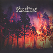 Merciless - Merciless Orange / Black Marble Vinyl Edition