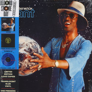 Johnny Guitar Watson - Giant RSD 2018 Blue Vinyl Edition