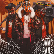 Jamo Gang - Jamo Gang EP Clear Vinyl / Green Splatter Edition