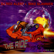DJ Red Alert & Mike Slammer - The Ride / Music's Got Me
