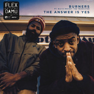 Damu The Fudgemunk & Flex Mathews - Burners EP