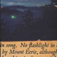 Mount Eerie - No Flashlight - Songs Of The Fulfilled Night