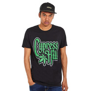 Cypress Hill - Logo Leaf T-Shirt