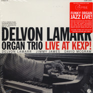 Delvon Lamarr Organ Trio - Live On KEXP Red Vinyl Edition