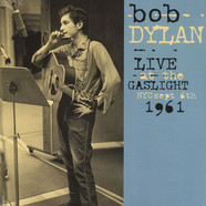 Bob Dylan - Live At The Gaslight NYC 1961