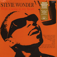 Stevie Wonder - With A Song In My Heart Gatefold Sleeve Edition