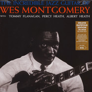 Wes Montgomery - The Incredible Jazz Guitar Of Wes Montgomery Gatefold Sleeve Edition