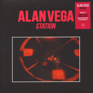 Alan Vega of Suicide - Station