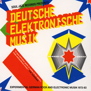 Deutsche Elektronische Musik - Volume 1 - Experimental German Rock And Electronic Music 1972-83