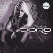 Doro - Classic Diamonds White Vinyl Edition