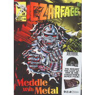 Czarface (Inspectah Deck & 7L & Esoteric) - Man's Worst Enemy + Comic