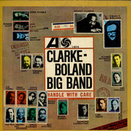Clarke-Boland Big Band - Handle With Care