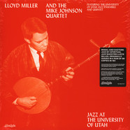 Lloyd Miller - Jazz At The University Of Utah