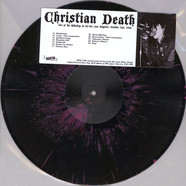 Christian Death - Live At The Whisky A Go Go La 1981