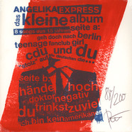 Angelika Express - Das Kleine Album - 8 Songs Aus 15 Jahren (Best Of And Rarities)