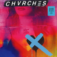 Chvrches - Love Is Dead Transculent Light Blue Vinyl Edition