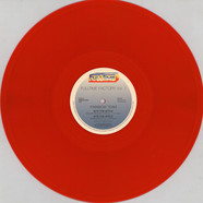 Rainbowteam / Selection - Fulltime Factory Volume 1 Transparent Red Vinyl Edition