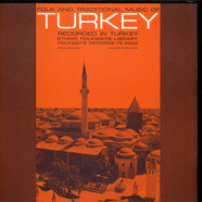 V.A. - Folk And Traditional Music Of Turkey