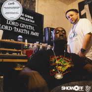 Freddie Gibbs & Statik Selektah - Lord Giveth, Lord Taketh Away Black Vinyl Edition