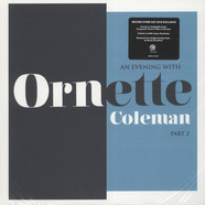 Ornette Coleman - An Evening with Ornette Coleman Part 2