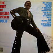 Wilson Pickett - The Best Of Wilson Pickett Vol.II