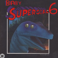 DJ Qbert - Baby Super Seal Volume 6 (ROBO: Left Shoulder)