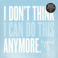 Moose Blood - I Don't Think I Can Do This Anymore