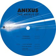 Anixus - The Anixus EP Volume 1 Black Vinyl Edition