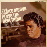 James Brown - James Brown Plays The Real Thing