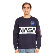 Alpha Industries - NASA Inlay Sweater
