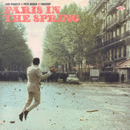 V.A. - Bob Stanley & Pete Wiggs Present Paris In The Spring Colored Vinyl Edition