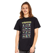 Thrasher - Black Light T-Shirt