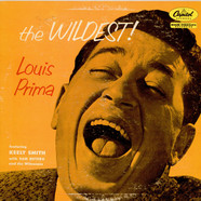 Louis Prima Featuring Keely Smith With Sam Butera And The Witnesses - The Wildest!