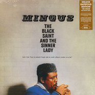 Charles Mingus - The Black Saint And The Sinner Lady Gatefolsleeve Edition